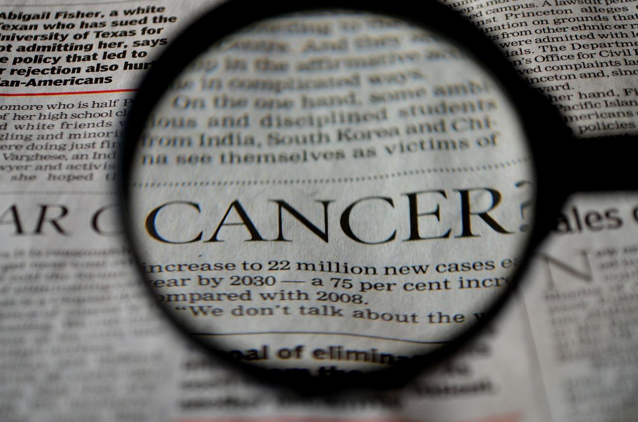 la palabra cáncer como tabú
