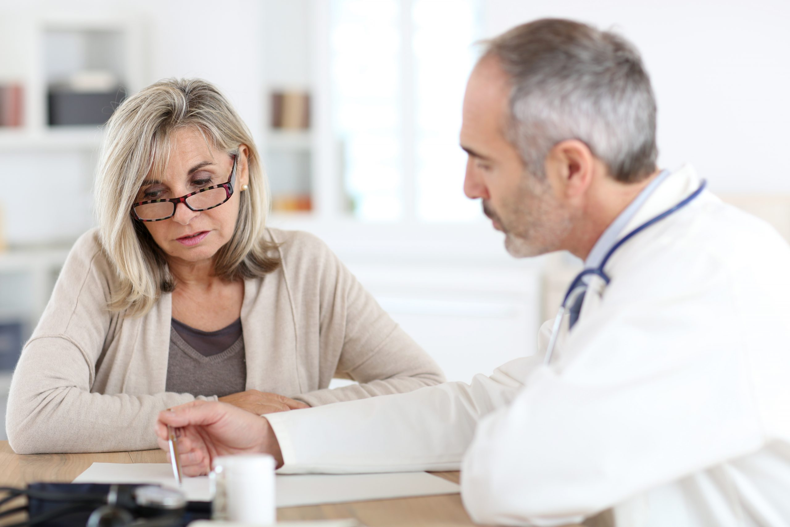 ¿Qué diferencia hay entre un carcinoma in situ y un carcinoma ductal infiltrante?