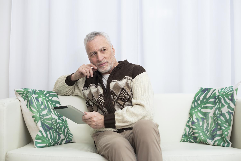 Síntomas del cáncer de mama en hombres