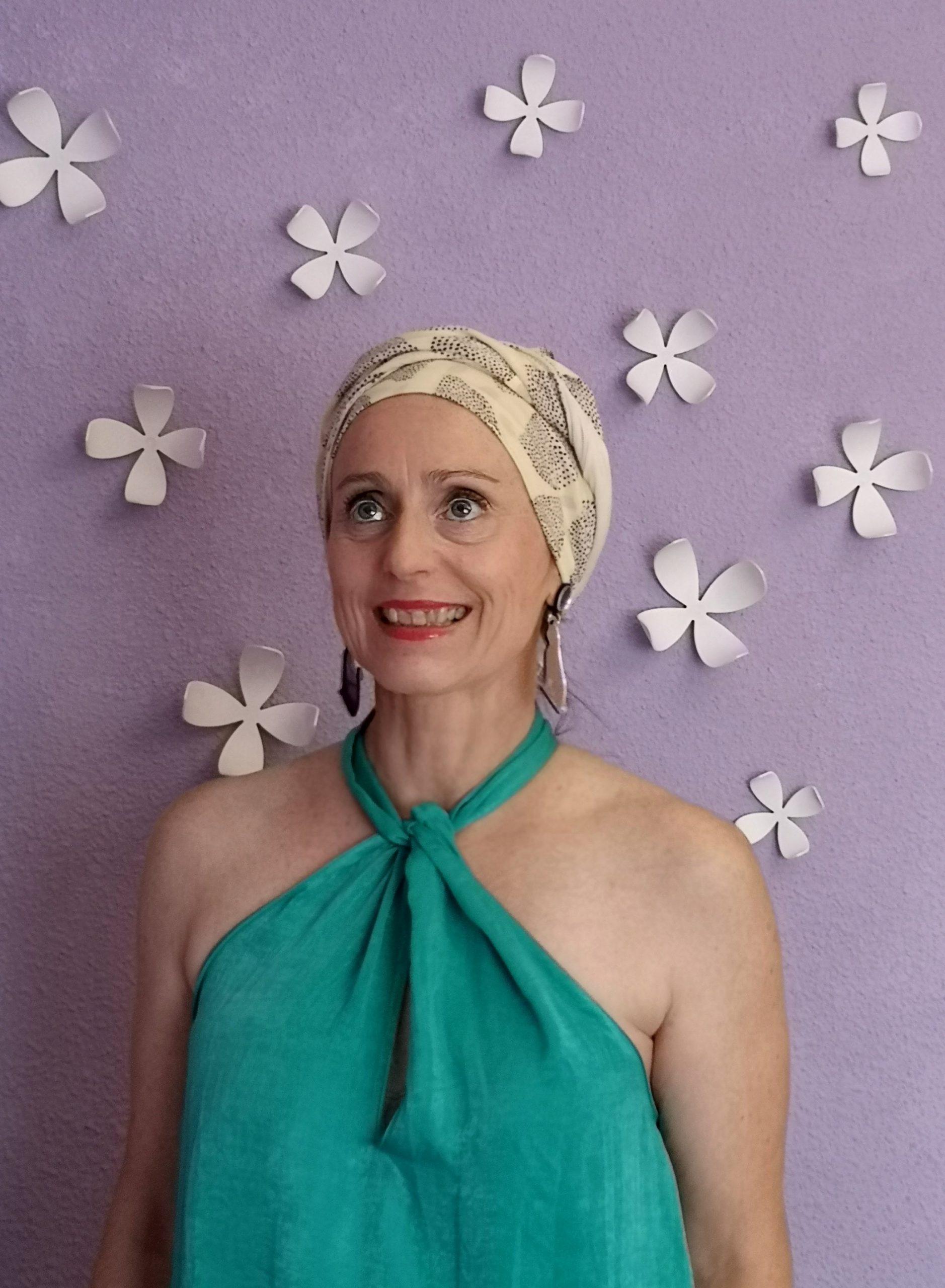 Qué tipo de turbantes oncológicos te puedes encontrar