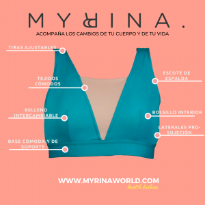 sujetador myrina