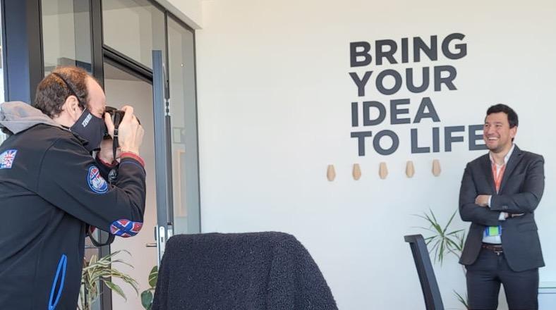 entrevista Roldán Cortés, Director de Desarrollo y Marketing en MEDSIR