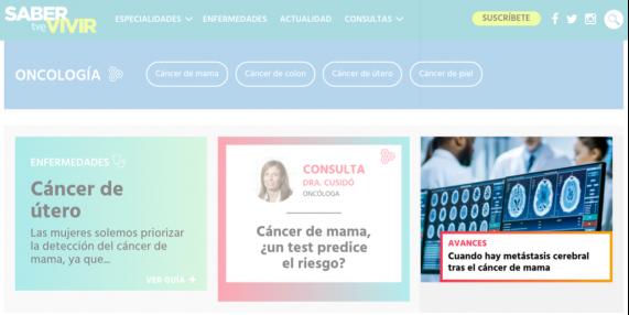 Artículo sobre los tratamientos en cáncer de mama con metástasis cerebral