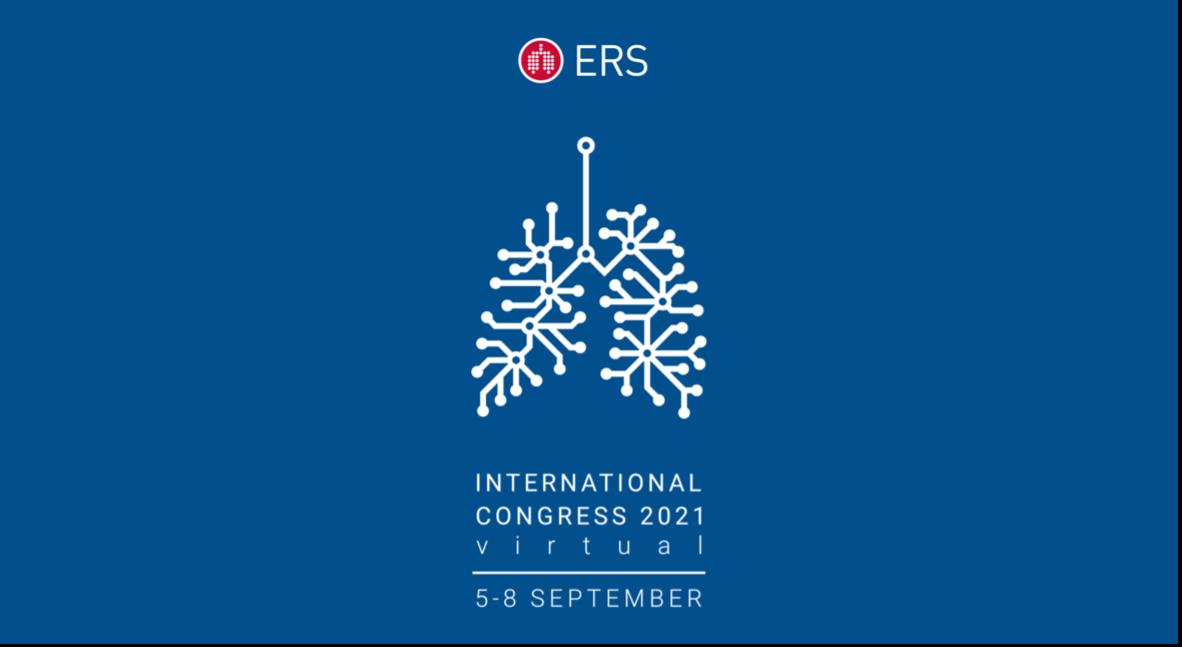 Presentación de resultados en el Congreso de la Sociedad Europea Respiratoria